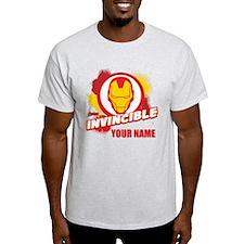 Avengers Assemble Iron Man Personali T-Shirt