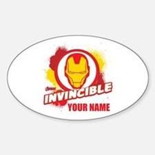Avengers Assemble Iron Man Personal Decal