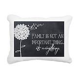 Family Rectangle Canvas Pillows