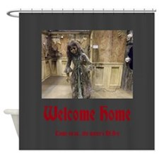 The Water Is Redy For You Shower Curtain