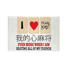 Mah Jong & Beating Magnets