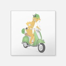 Gelato The Bobcat Sticker