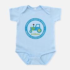 Big Brother Construction Infant Bodysuit