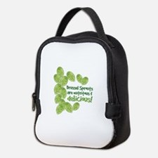 Brussel Sprouts Delicious Neoprene Lunch Bag