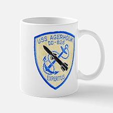 USS AGERHOLM Mug