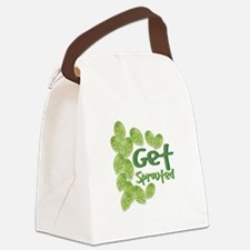 Get Sprouted Canvas Lunch Bag