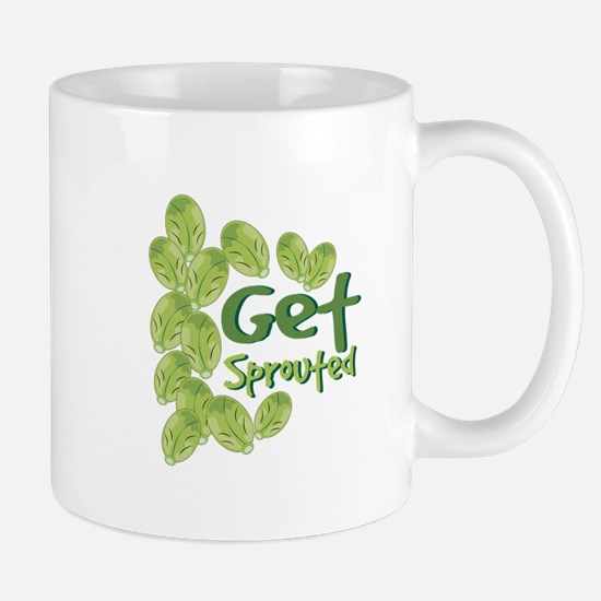 Get Sprouted Mugs