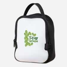 Stay Sprouted Neoprene Lunch Bag