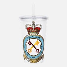 Cute Royal navy Acrylic Double-wall Tumbler
