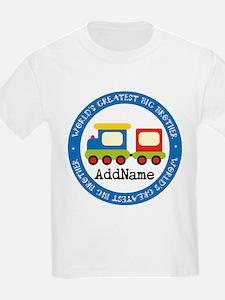 Custom Train Big Brother T-Shirt