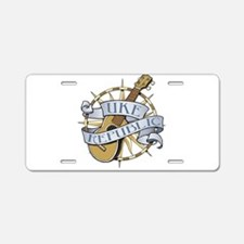 ukerepublic_logo_color_med.png Aluminum License Pl