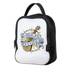Uke Republic Ukuleles Neoprene Lunch Bag