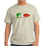 Combat-Fishing(R) Fish vs Fish T-Shirt