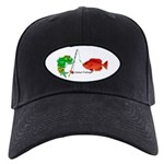 Combat-Fishing(R) Fish vs Fish Baseball Hat