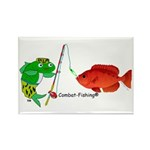 Combat-Fishing(r) Fish Vs Fish Magnets