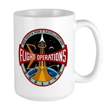 Flight Operations Logo Mug