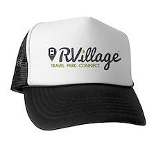 Rvillage Logo Trucker Hat
