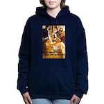 Loose Lips Sink Ships Women's Hooded Sweatshirt