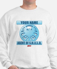 Avengers Assemble Agent of SHIELD Perso Sweatshirt