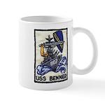 USS BENNER Mug