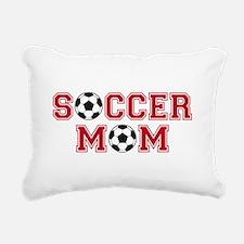 Soccer mom Rectangular Canvas Pillow