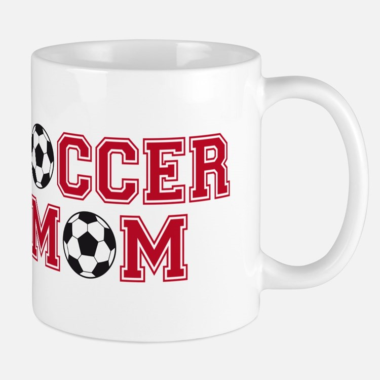 Soccer mom Mugs