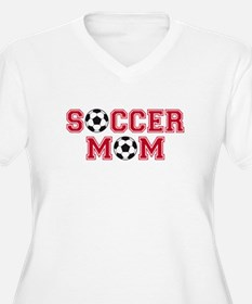 Soccer mom Plus Size T-Shirt