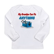 Fix Anything Grandpa Infant Long Sleeve T-Shirt