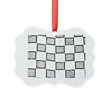 Unique Kart Ornament