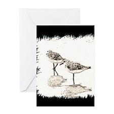 Beach Bums Greeting Cards