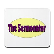Sermonator Mousepad