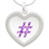 Hashtag Necklaces