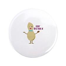 "Lil Peanut 3.5"" Button (100 pack)"