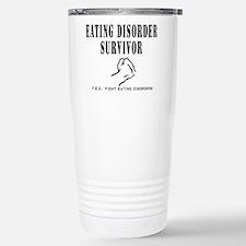 Eating Disorder Survivor Travel Mug