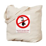 Nanny Knows Best Tote Bag
