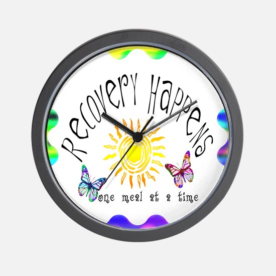 Recovery Happens Wall Clock