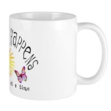 Recovery Happens Small Small Mug
