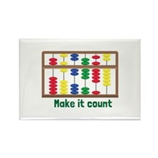 Make It Count Magnets