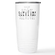 Survivor Thermos Mug
