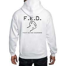 Get F.E.D. Hoodie Sweatshirt