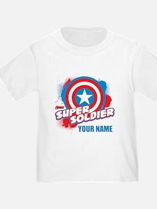 Avengers Assemble Captain America T