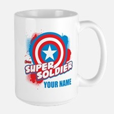 9496631_Avengers Assemble Super Soldier Large Mug