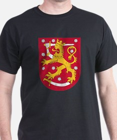coat of arms of Finland T-Shirt