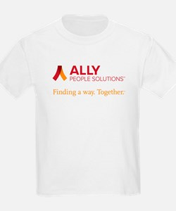 ALLY People Solutions with Tagline T-Shirt