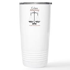 Cool Cuban Travel Mug