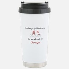 Unique Sexual assault awareness month Travel Mug