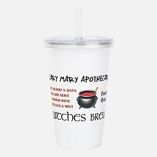 WITCHES BREW Acrylic Double-wall Tumbler