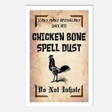 SPELL DUST Postcards (Package of 8)