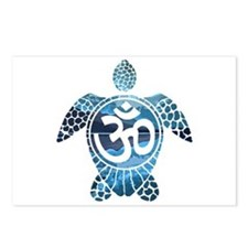 Ohm Turtle Postcards (Package of 8)