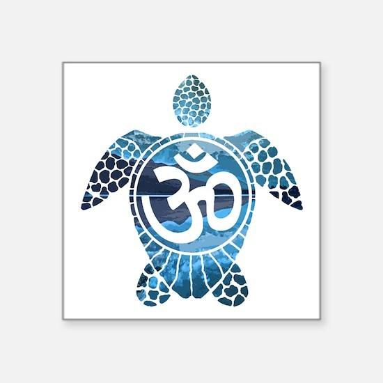 Ohm Turtle Sticker